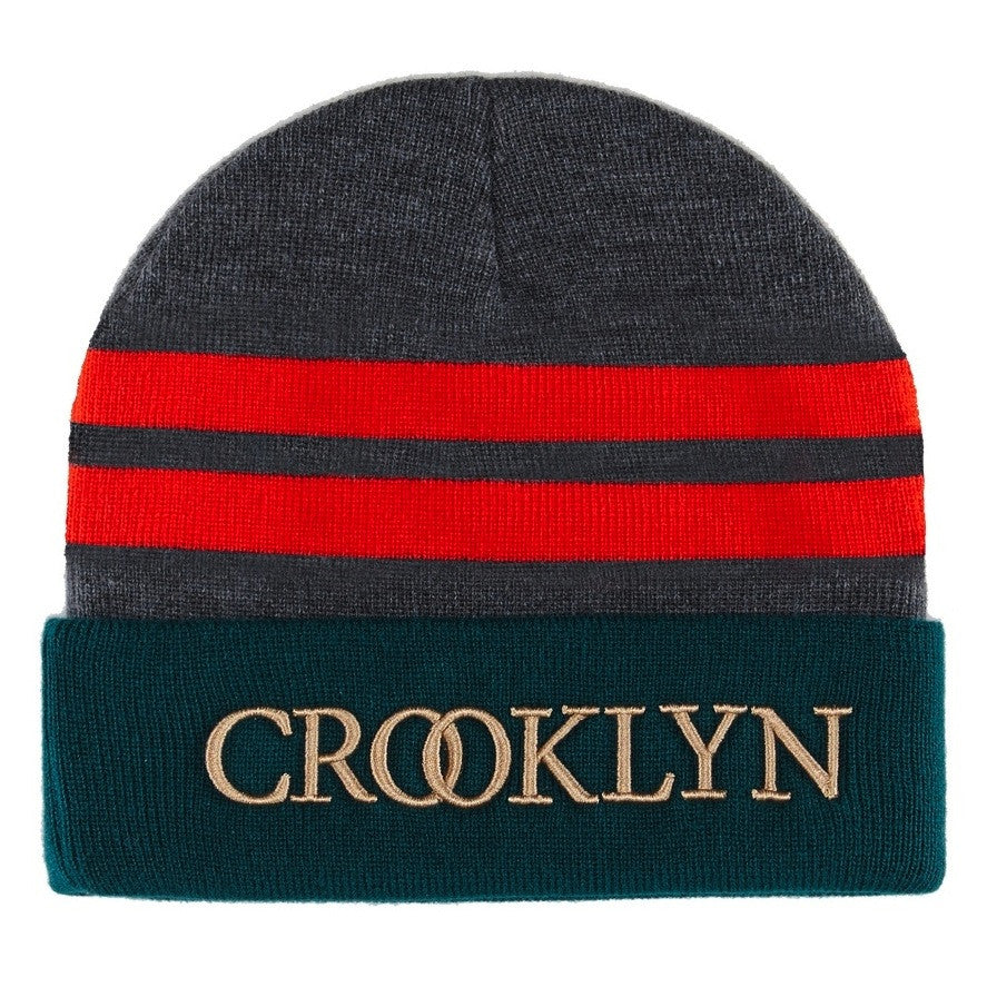 Beanie CROOKLYN - Purple Drank Shop - 1