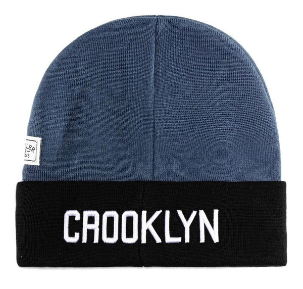 Beanie CROOKLYN SUMMER - Purple Drank Shop - 1