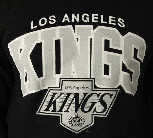 Hoodie LOS ANGELES KINGS Negro - Purple Drank Shop - 1