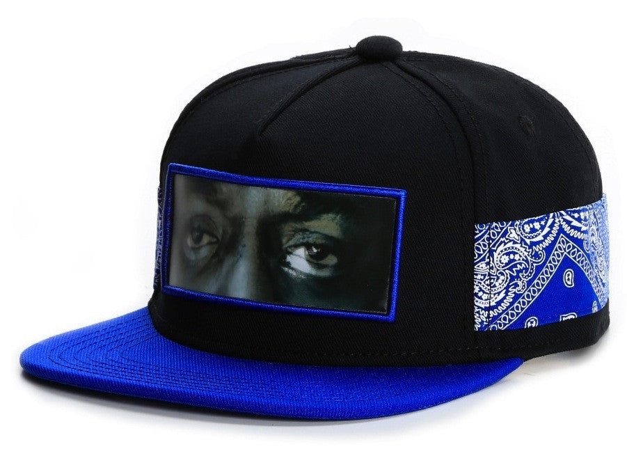 Snapback EYES ON ME Negra - Purple Drank Shop - 1