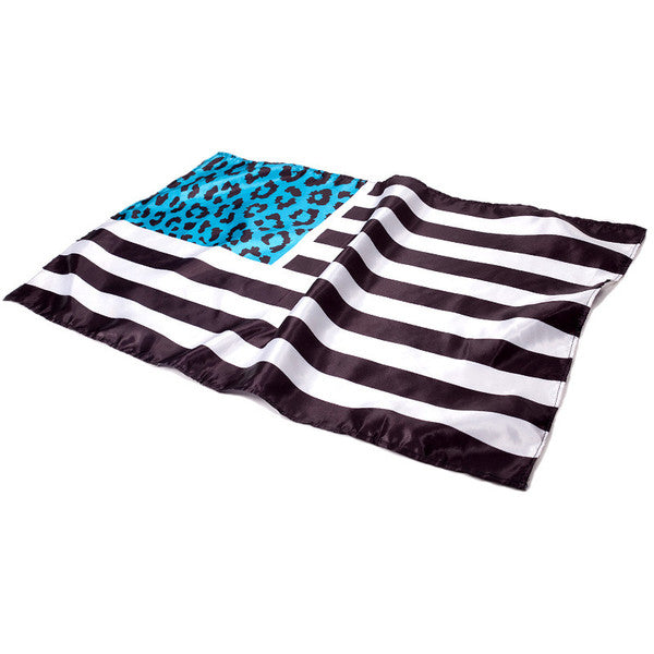 Bandana CHEETAH FLAG (Blanco) - Purple Drank Shop