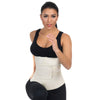 High Compression Zipper Sweat Waist Trainer