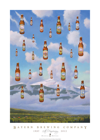 Celebration Brewing Over Missoula-Signed