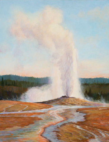 Old Faithful-Number Three