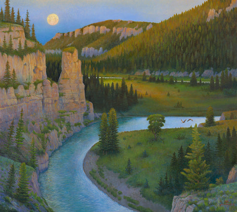 Smith River in June-Limited Edition