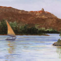 Across the Nile - Study