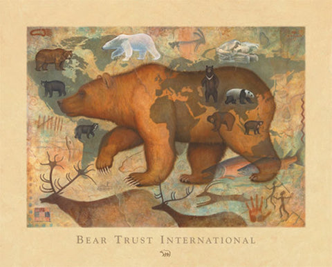 Bears of the World - Signed