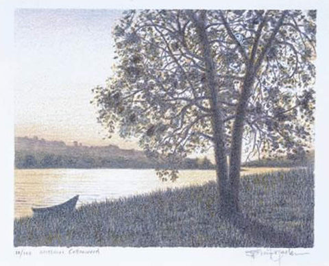 Cottonwood on The Missouri - Missouri River Suite