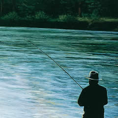 Fishing the Yellowstone