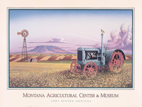 Fort Benton - Montana Agricultural Center & Museum