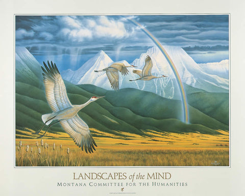 Landscapes of the Mind