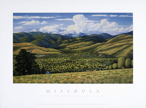 Missoula Valley 1993