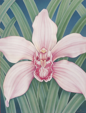 Orchid - Note Card