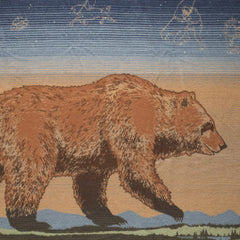 Great Bear Pendleton Blanket