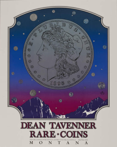 Tavenner's Rare Coins - Signed