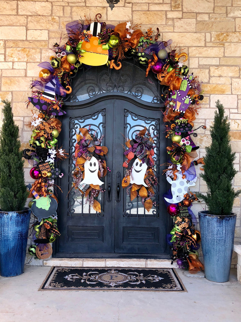 Spooktacular Halloween Door Decor Ideas