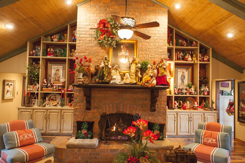 Kathy's Holiday Home Tour