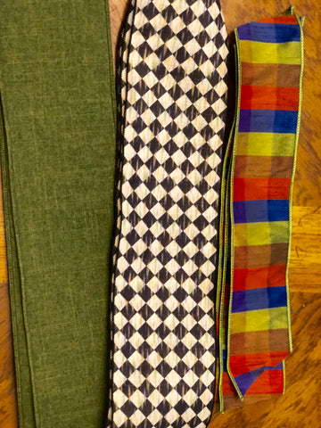 Fall Ribbon for Bow Tie Bows