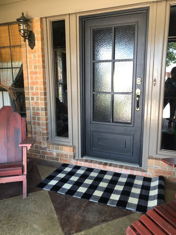 Kathy's Front Porch Before