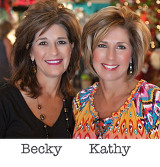 Owners of Show Me Decorating Becky McCraney and Kathy Harrison