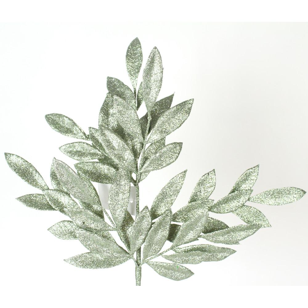 Sage Bay Leaf Glitter Spray, 23""