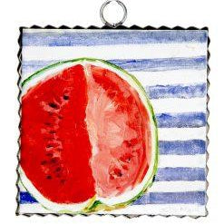 Gallery Art Patriotic Watermelon Sign
