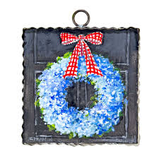 Gallery Art Patriotic All American Wreath