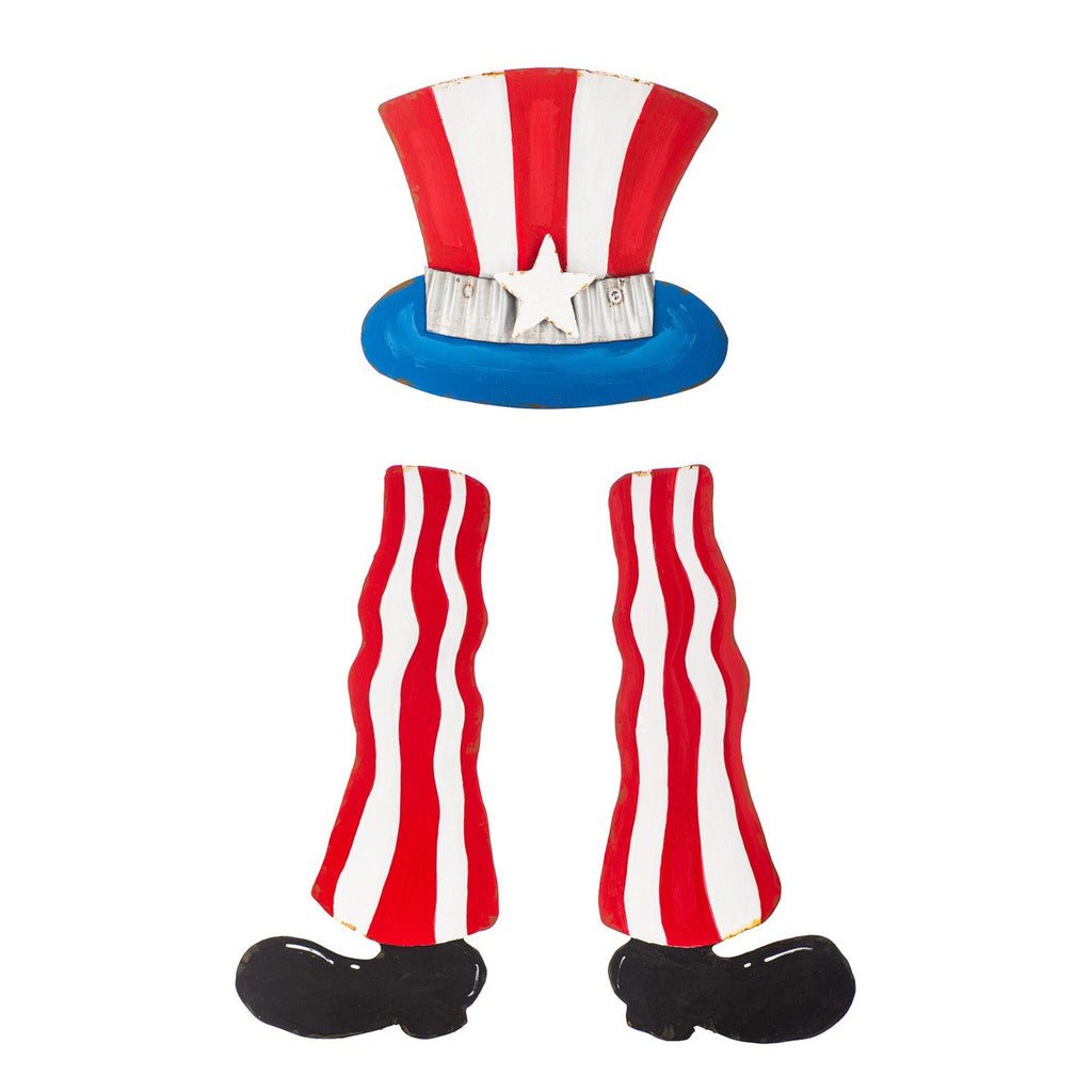 Uncle Sam Legs and Hat