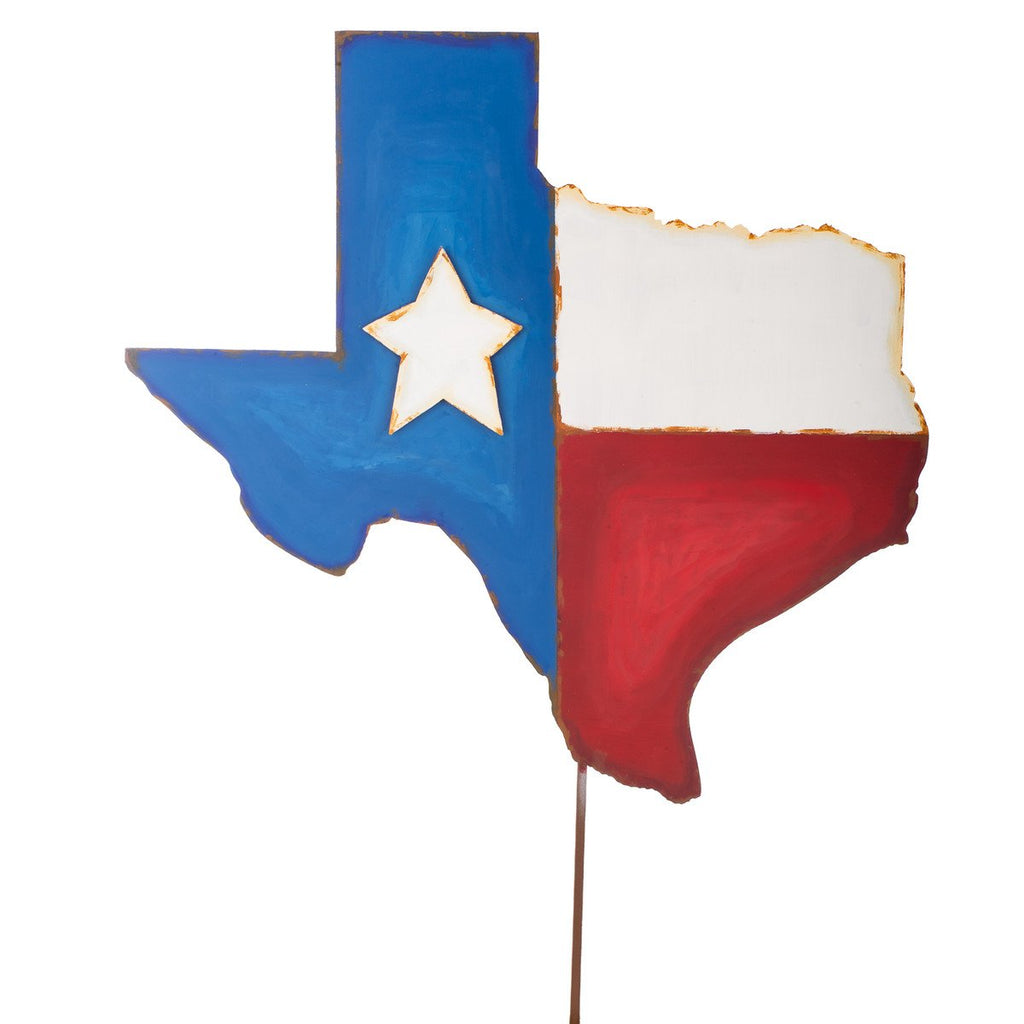 Texas Shaped Flag