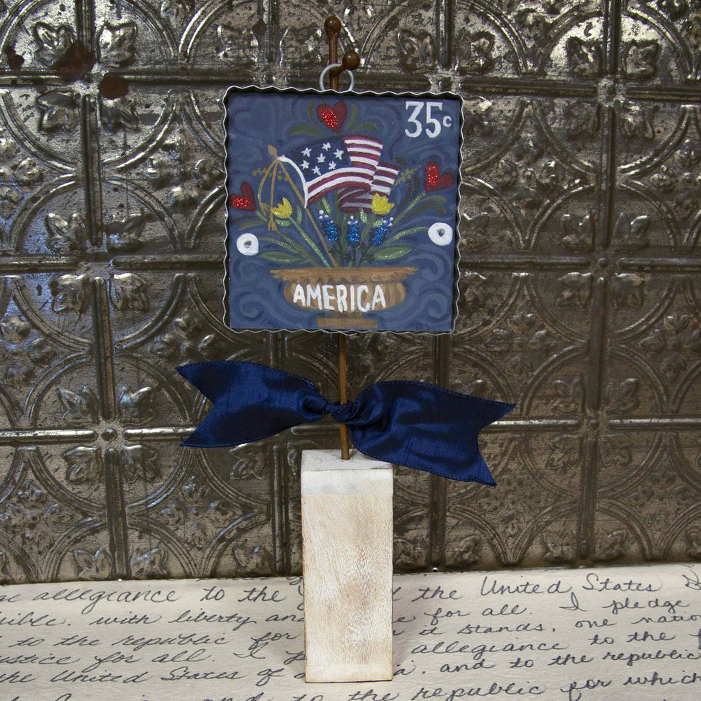 Gallery Patriotic Stamp
