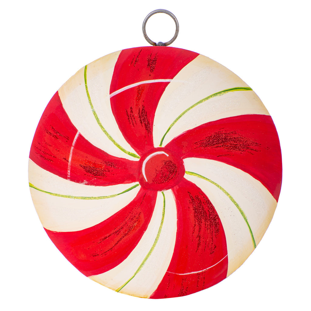 Peppermint Candy Charm
