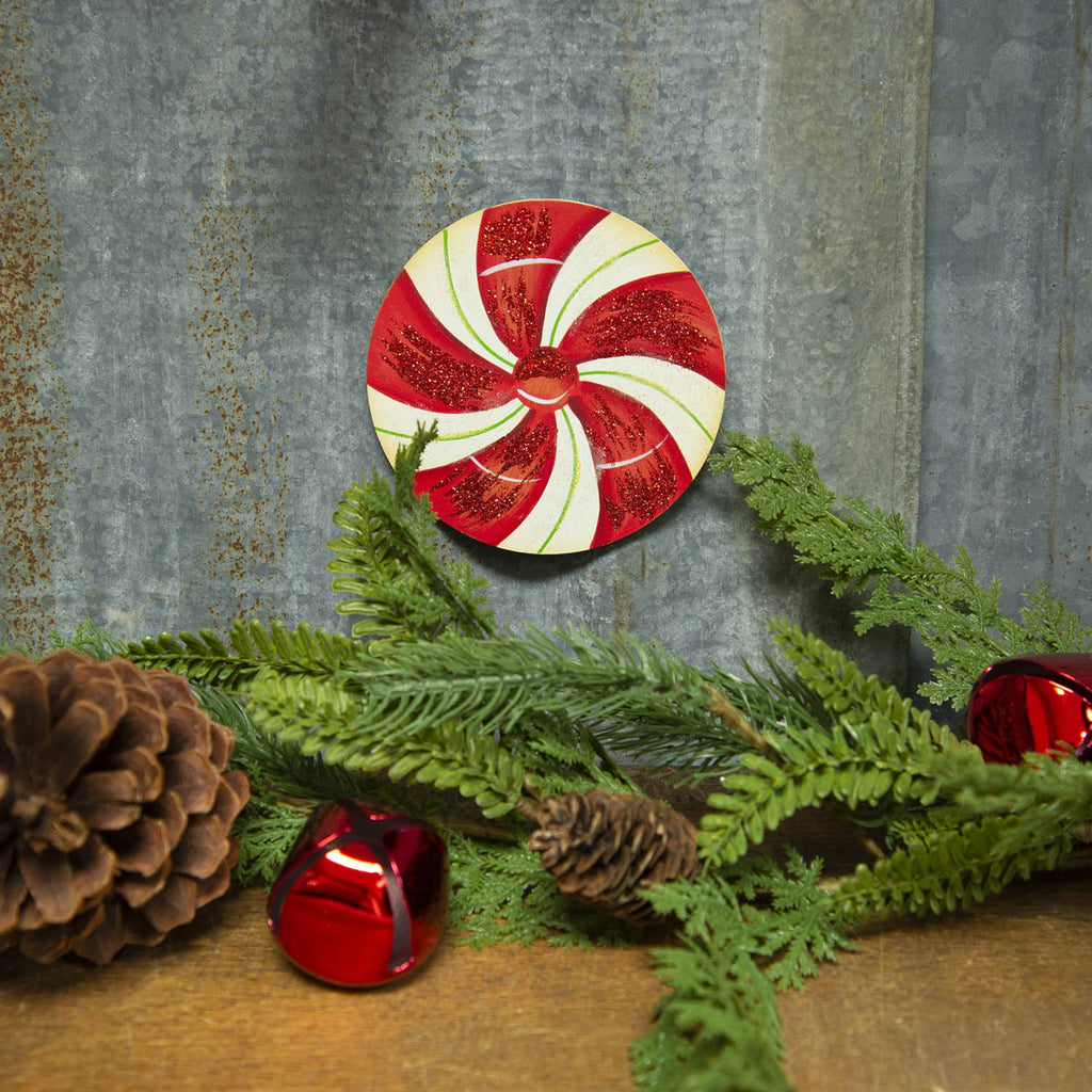 Peppermint Candy Magnet