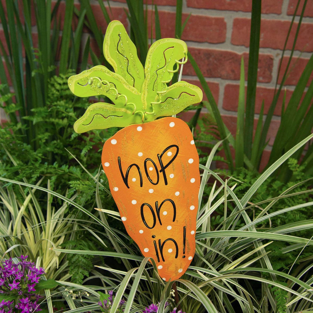 """Hop on In"" Carrot, Small"