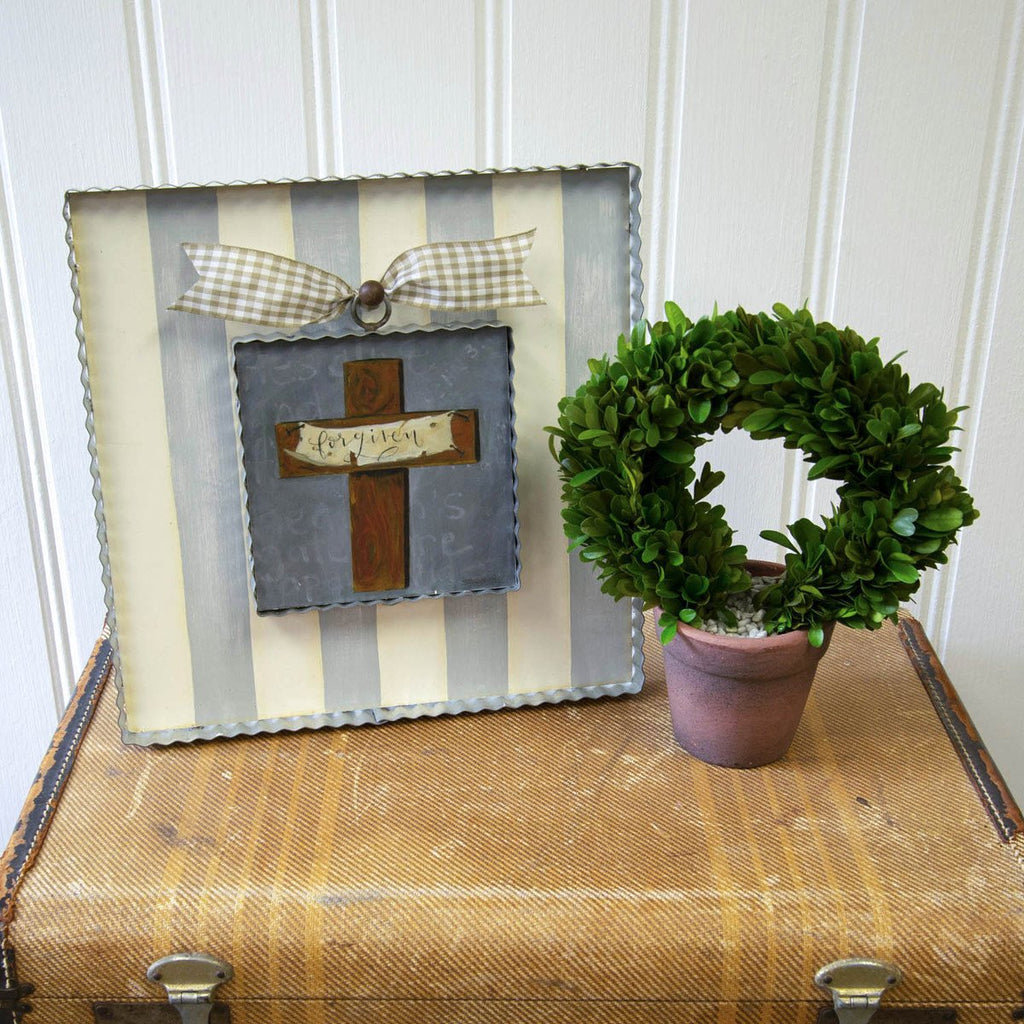 "Gallery ""Forgiven"" Cross"
