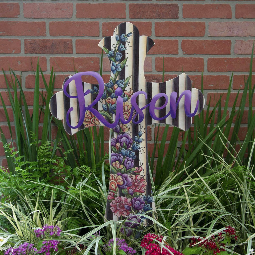 Elegant Risen Cross