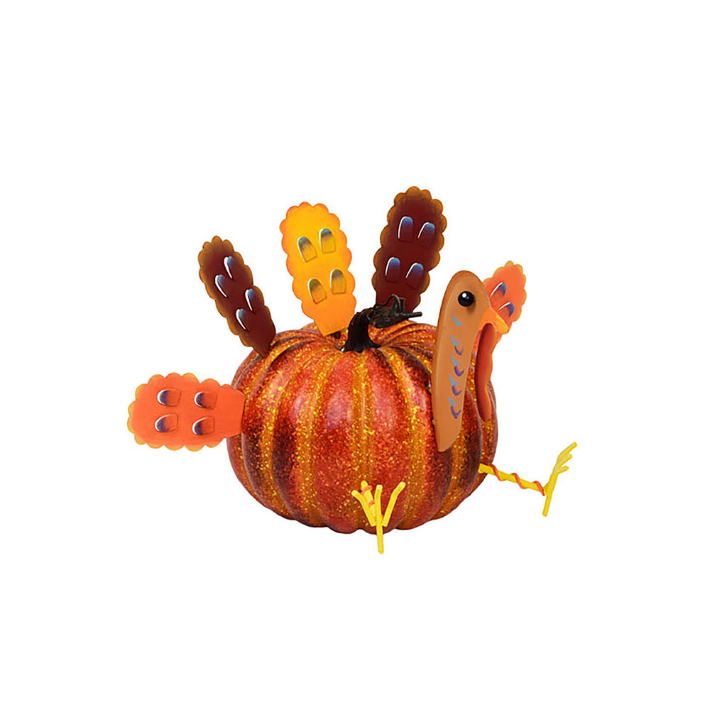 Traditional Turkey Pumpkin Parts, Small