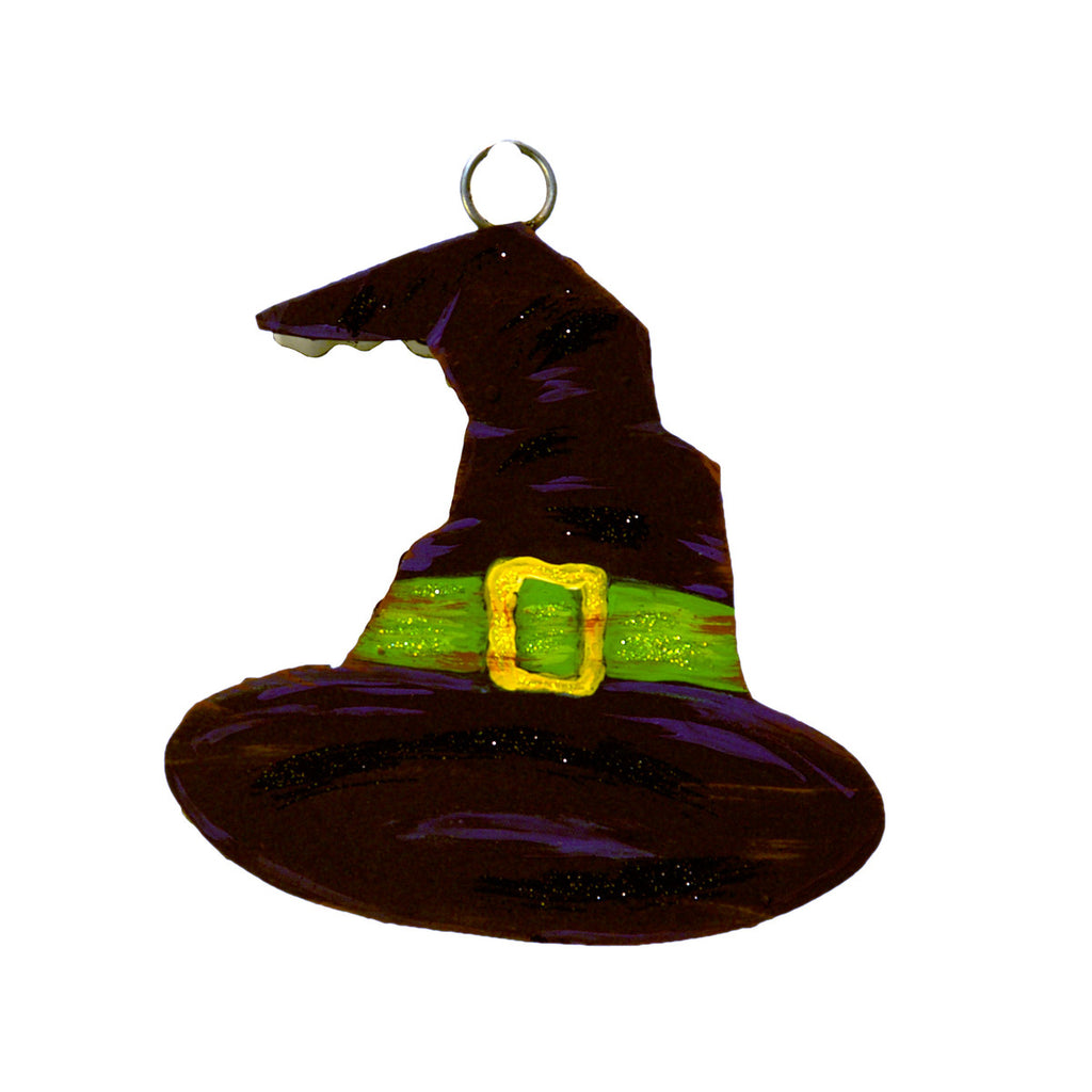 Witch Hat Charm