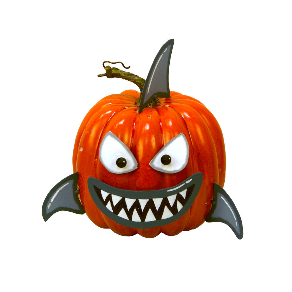 Shark Pumpkin Parts, Set of 6