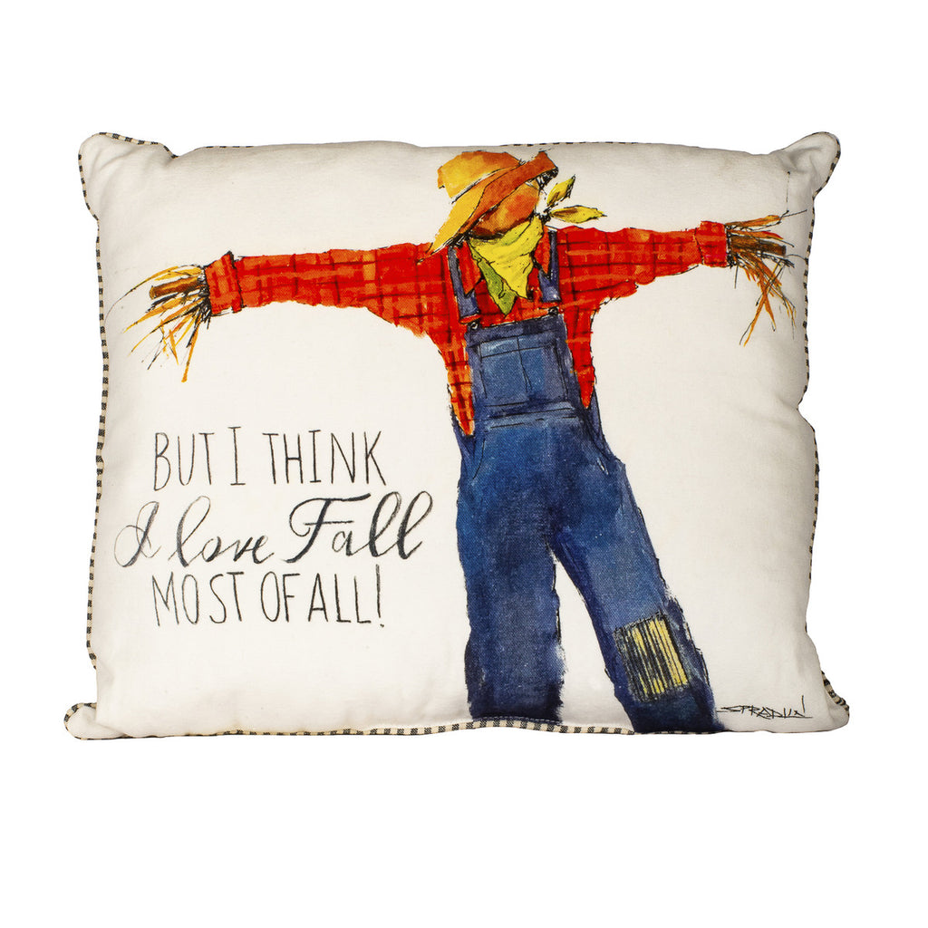 "Gallery ""I Love Fall"" Pillows"