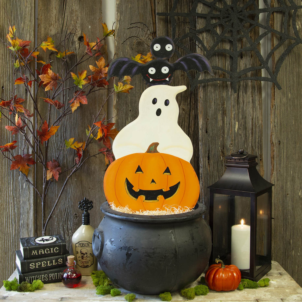 Halloween Icon Topiary