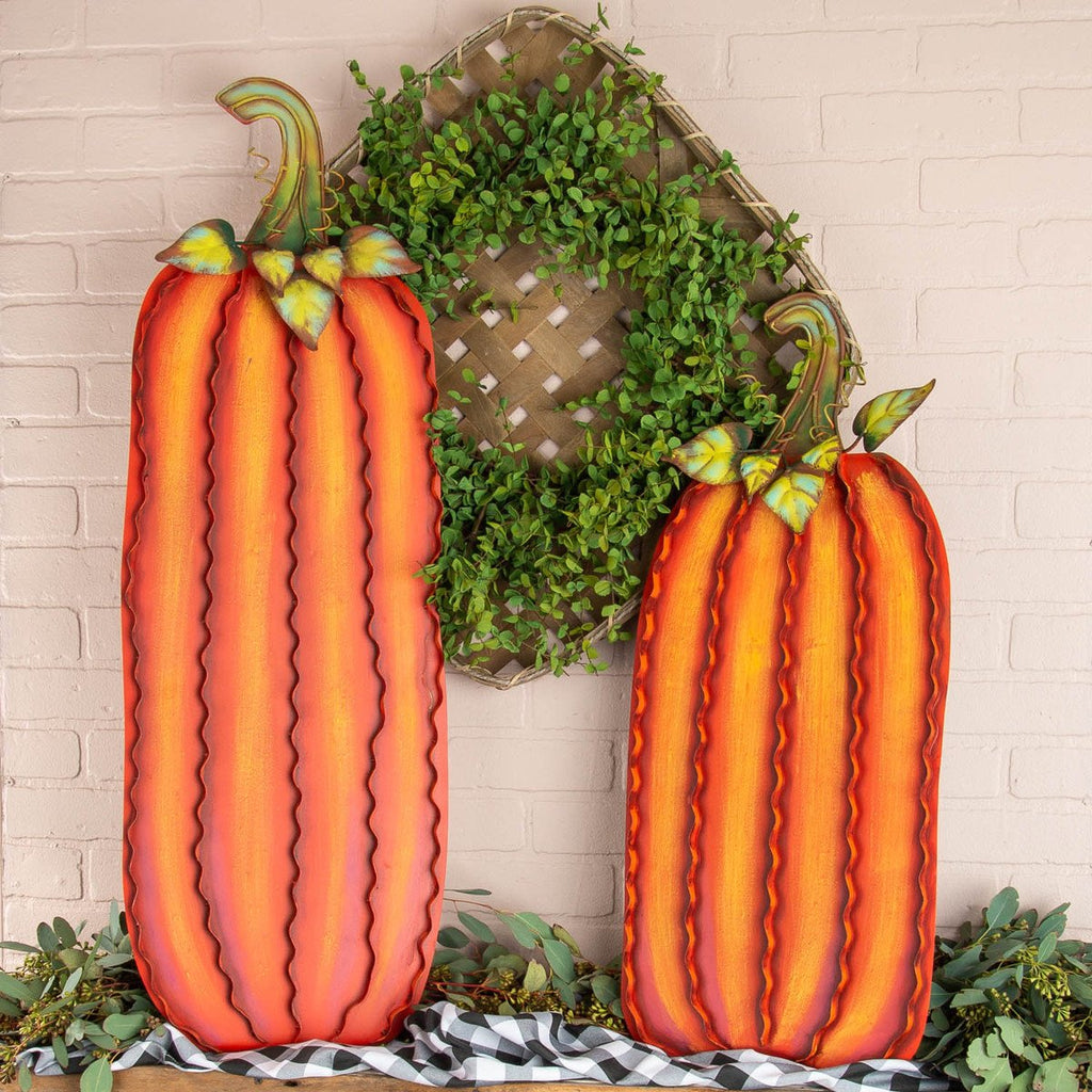 Pumpkin Pair, 2 Assorted