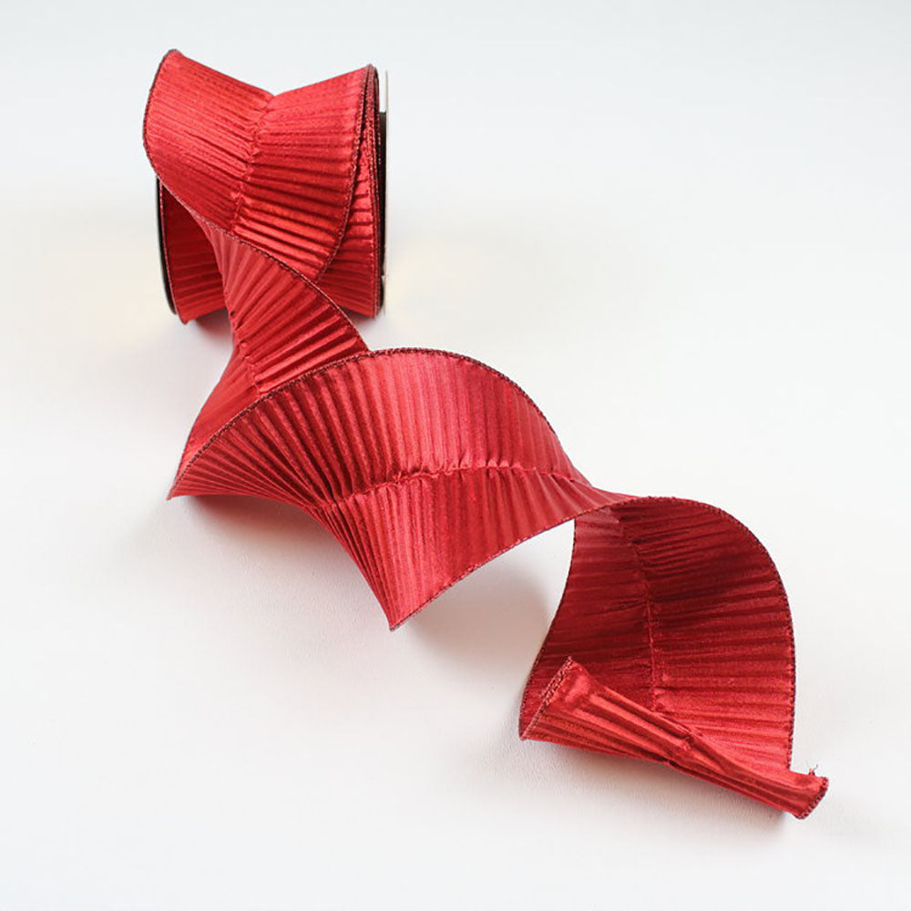 Louvers Red Ribbon