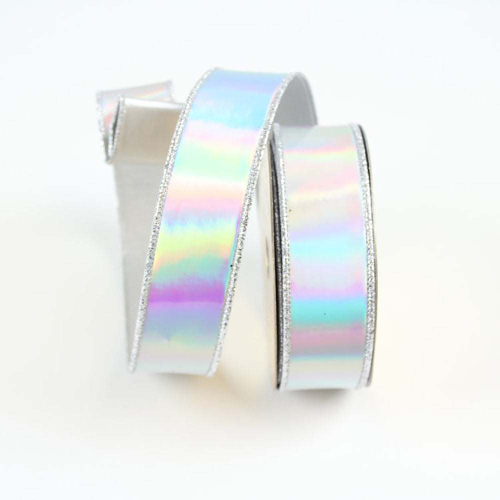 Color Reflections Silver Ribbon
