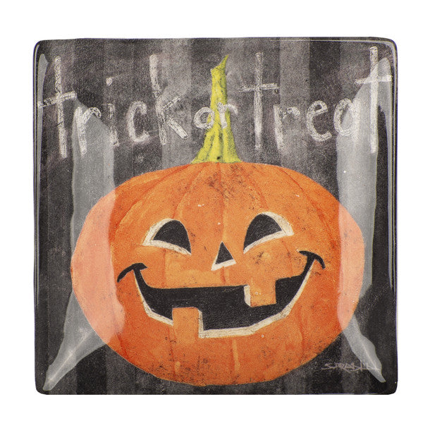 Trick or Treat Appetizer Plate