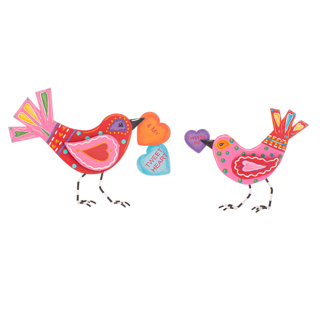 Tweet Heart Birds