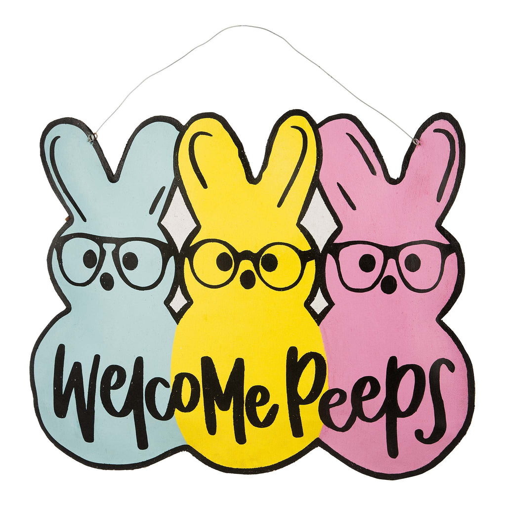 Welcome Peeps Burlee