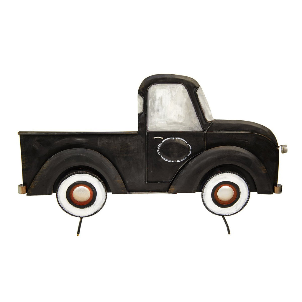 Pick Up Truck, Large, Black