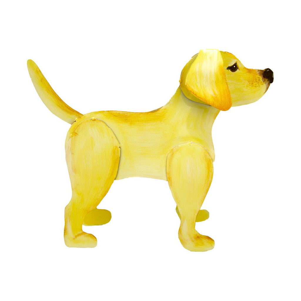 Dress Up Yellow Lab