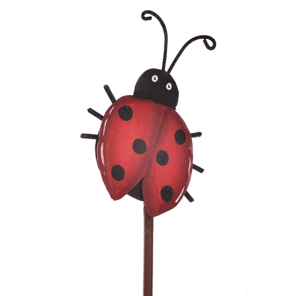 Lady Bug Finial