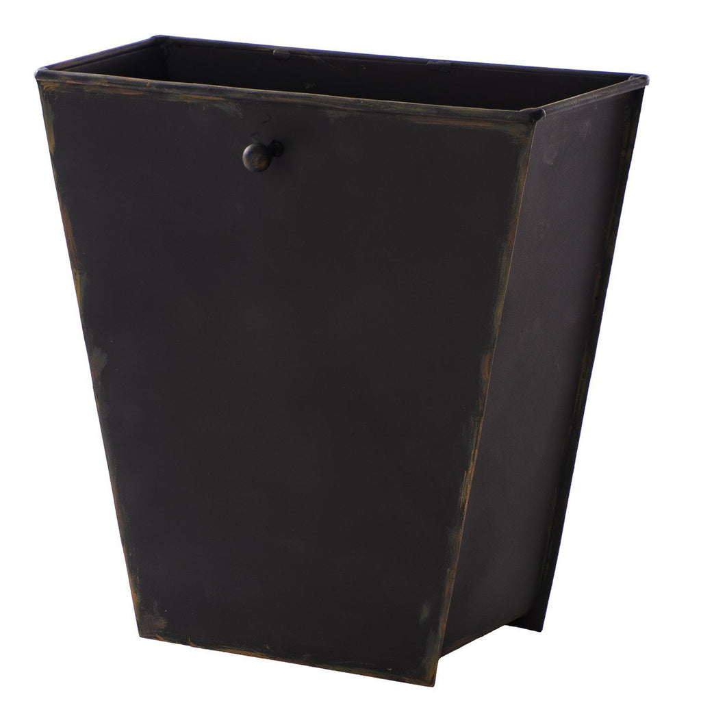 Display Pocket Planter, Black